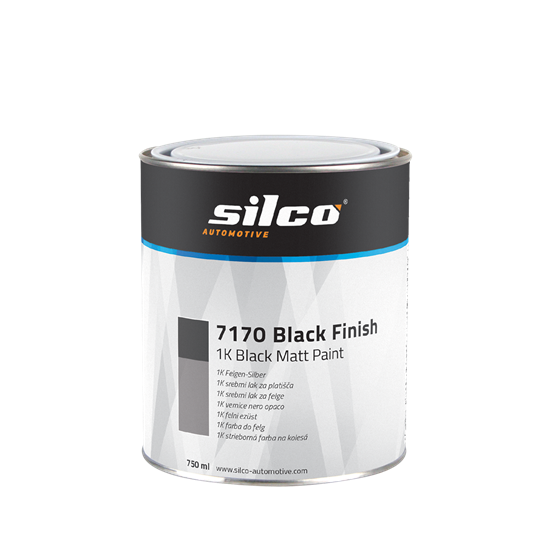 7170 Black Finish