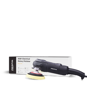 9581 Electrical rotary polisher