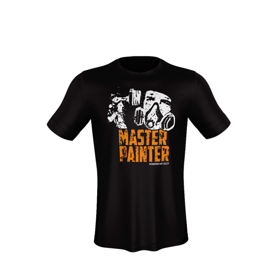 2341 Master Painter  Limited Black T-shirt